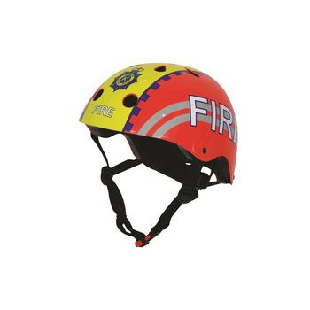 Kiddimoto fire Medium helm
