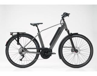 Qwic E-bike Performance MA11 Speed Heren Middenmotor Matte Black