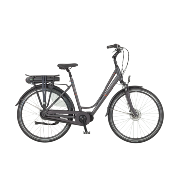 Trenergy Everest 49cm elektrische damesfiets