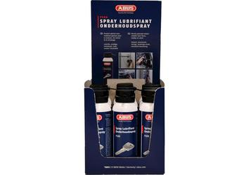 Abus display onderhoudsspray PS88 12 x 125ml