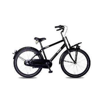 Bike Fun Load 20inch zwart jongensfiets