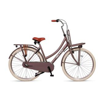 Altec Dutch N3 53cm rosy brown Dames Transportfiets