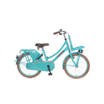 Popal Daily Dutch Basic 20inch turquoise Transportfiets