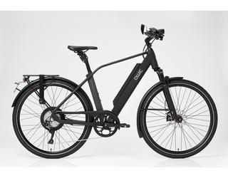 Qwic E-bike Performance RD11Speed Heren Achterwielmotor Matte Black