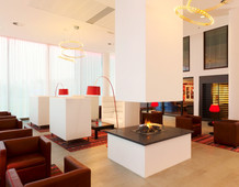 Park Plaza Amsterdam Airport Lounge