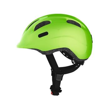 Abus smiley 2.0 helm sparkling green s