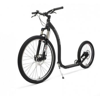 Kickbike Cross Max 20D+ zwart step