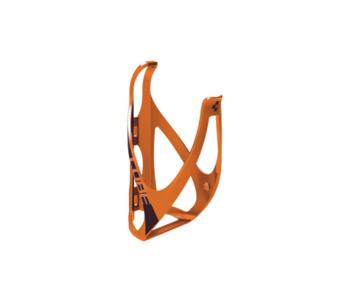 Cube Bottle Cage Hpp Matt Orange/black
