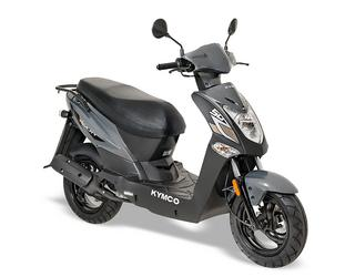 "Kymco Agility FR  Fat  4t Euro4 12""  Oak metallic 25/45 km"