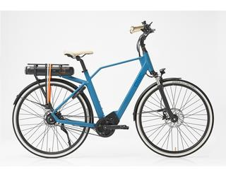 Qwic E-bike Premium  MA8 Tour Heren Middenmotor Ocean Blue