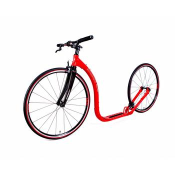 Kickbike Race Max 28/28 red limited step