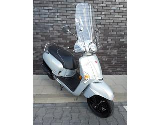 Kymco Like TT 50 tweedehands Wit Snorscooter