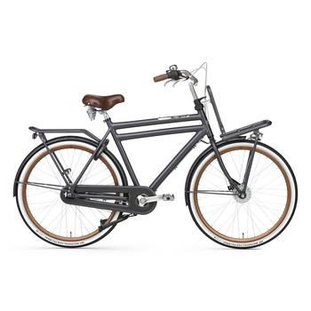 Popal Daily Dutch Prestige N7 RB 50cm petrol blue Heren Transportfiets