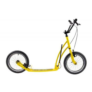 Mibo Mastr 16/16 yellow vouw step