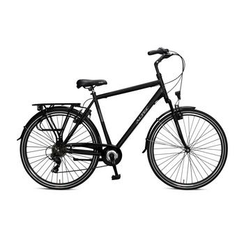 Altec Verona 7-speed 52cm night-black herenfiets