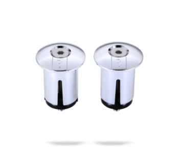 BHT-96 END CAPS SCREWON (2PCS)
