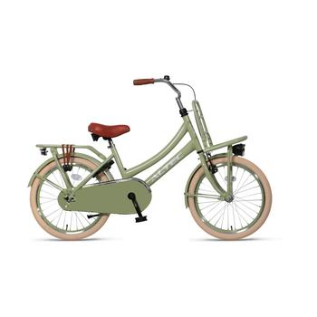 Altec Urban 20inch green Transportfiets