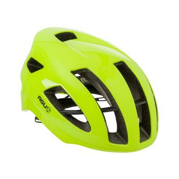Agu helm vigarous fluo yellow l/xl 58-61