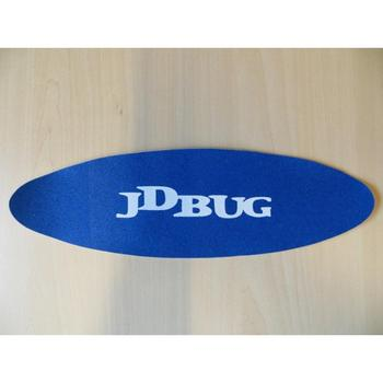 JD Bug grip tape blauw