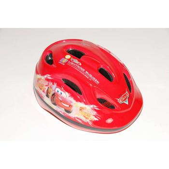 Volare fiets/scate helm deluxe Disney Cars
