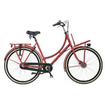 Pointer Grande Plus N3 matte magenta 51cm dames transportfiets