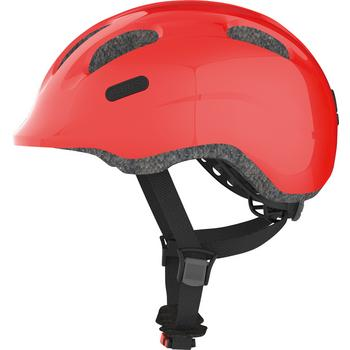 Abus Smiley 2.0 M sparkling red kinder helm