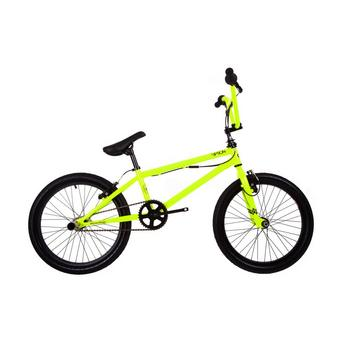 Diamondback Option 20inch geel Freestyle BMX