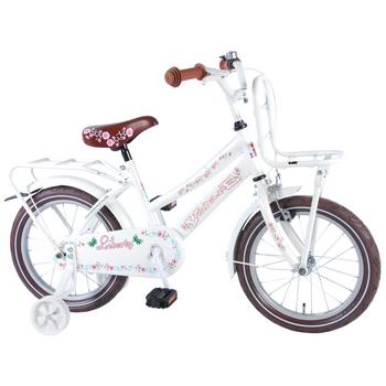 Volare Liberty Urban Transport 16inch wit meisjesfiets