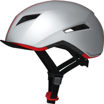 Abus Yadd I credition L silver edition fiets helm