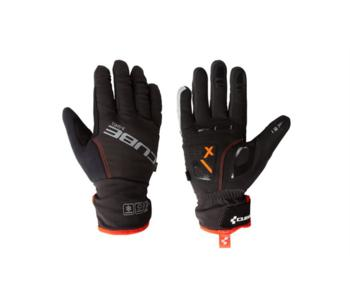 Cube Gloves Natural Fit Blkline Shortf.