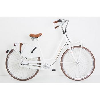 Rock Machine Classic 30 N3 snow white 50cm Dames Transportfiets
