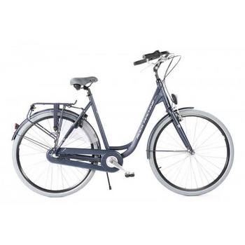 Rock Machine UB40 N3 millionair blue mat 54cm Damesfiets