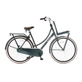 Popal Daily Dutch Basic 50cm forest green Transportfiets