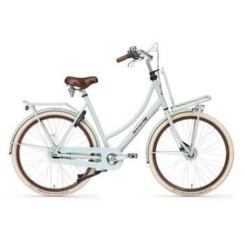 Popal Daily Dutch Prestige N7 RB 50cm shadow green Transportfiets