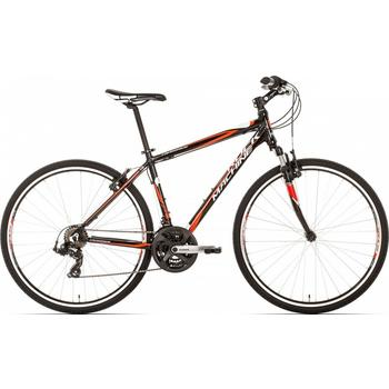 Rock Machine Crossride 75 zwart 51cm Crosshybride