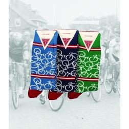 Le Patron Bicycle Socks 3 Pack