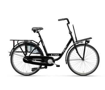 Personal Bike Plus Ur Zwart 54