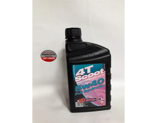 Olie RS4 5W40 Full  Synthetic Ester  4 takt