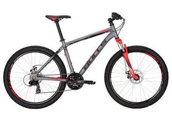 Bulls Wildtail Disc 26, Grau Matt
