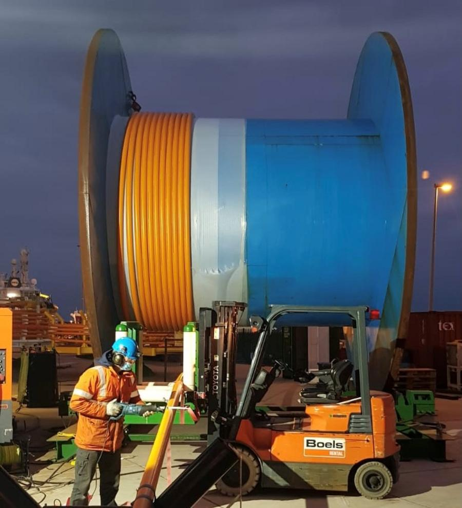 Strohm provides TCP jumpers for an offshore project Deepwater Sabah, Malaysia