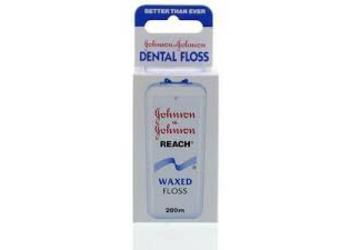 Johnson & Johnson Waxed