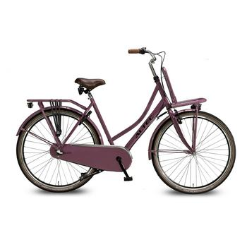 Altec Dutch N3 50cm dark rose Dames Transportfiets