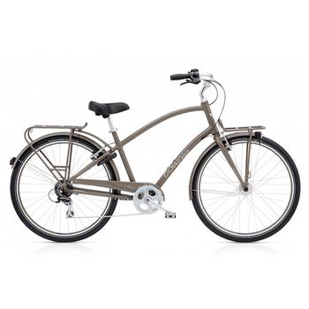 Electra Townie Commute 8D EQ thunder grey herenfiets