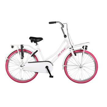 Altec Urban 24inch pearl white Transportfiets
