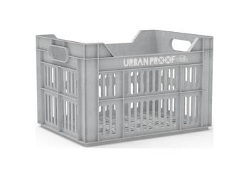Urban Proof fietskrat 30 liter Light grey Recycled