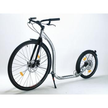 Kickbike Safari silver limited edition step