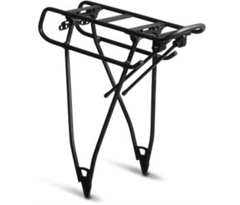 Cube Rear Carrier Heavy Duty 28''-29'' Black