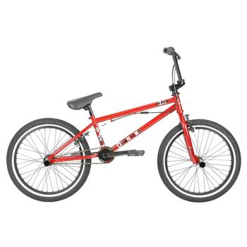 Haro Downtown DLX mirra red 20inch Freestyle BMX