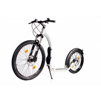 Kickbike Cross Max 20HD+ aluminium step