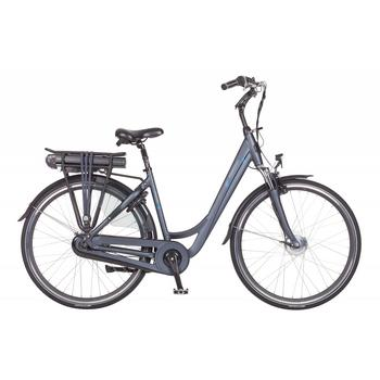 Trenergy E-Connect antraciet 49cm elektrische damesfiets